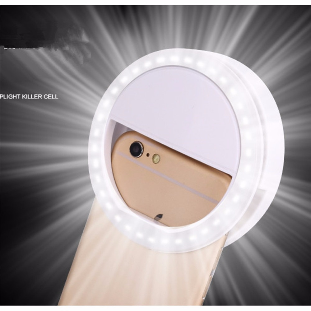 Clippable Bright Glowing LED Light