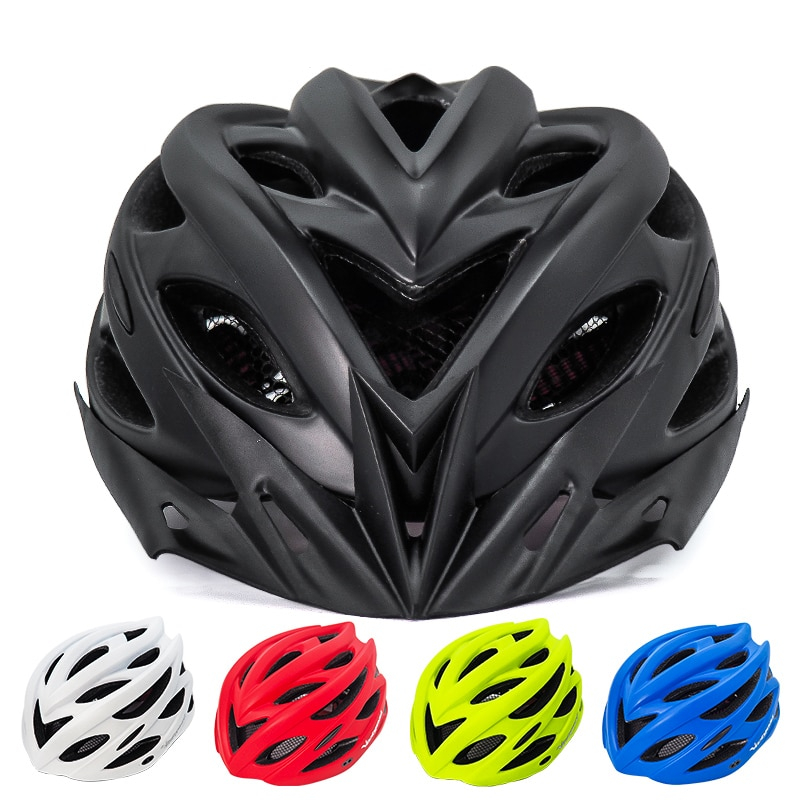 Chic Integrally Modeled Bicycle Safety Helmet