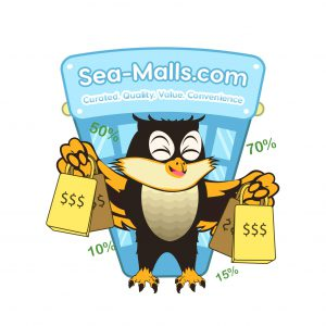 SEA-Malls.com Homepage, SEA-Malls | Curated | Quality | Value | Convenience