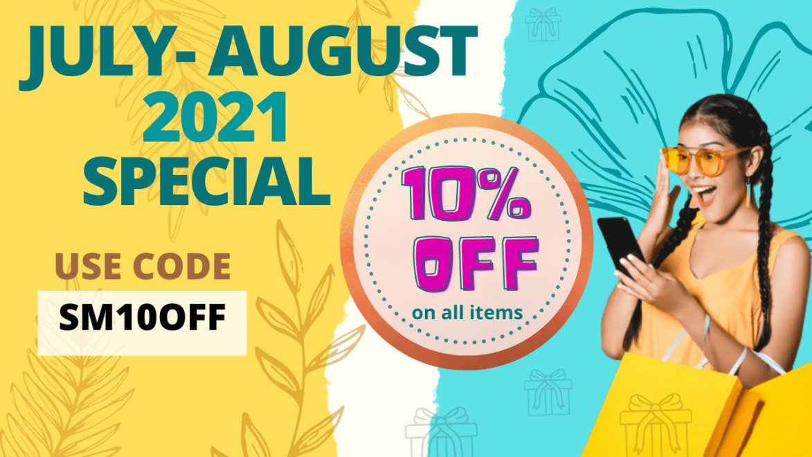 Sea-Malls July-August 10% Off
